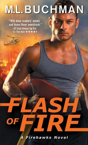 Flash of Fire by M.L. Buchman