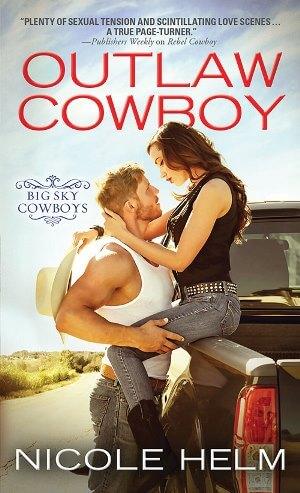 5 Copies of Rebel Cowboy by Nicole Helm