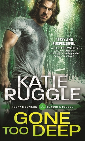 The first 2 books in Katie's Search & Rescue series!