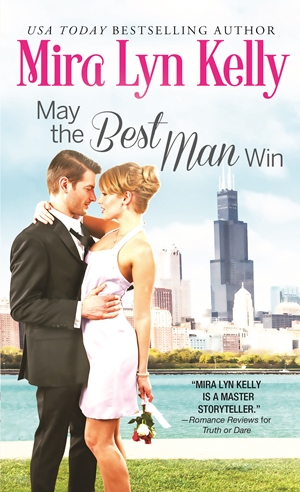 Three copies of May the Best Man Win!