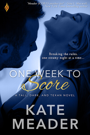 One Week to Score by Kate Meader