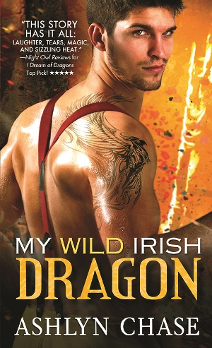Copy of I Dream of Dragons by Ashlyn Chase