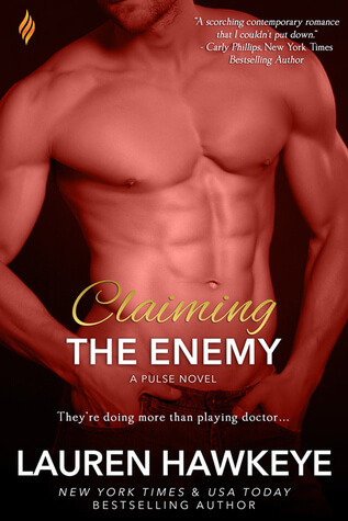 Claiming the Enemy by Lauren Hawkeye