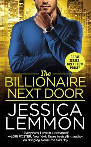 The Billionaire Next Door by Jessica Lemmon