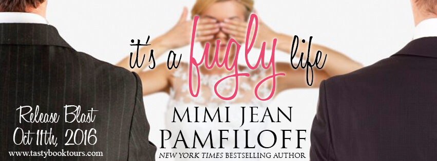 12 Winners. 2 Winners will recieve a Mimi Contemporary Romance Pack (Fugly, It's a Fugly Life, Happy Pants Cafe, Tailored for Trouble+ SWAG). 10 WINNERS will receive a signed paperback copy of It's a Fugly Life