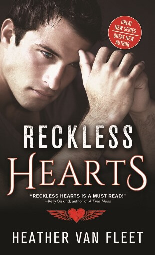 One of Ten copies of Reckless Hearts