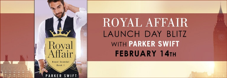 15 Free Downloads of ROYAL AFFAIR by Parker Swift