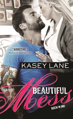 3 copies of Beautiful Crazy by Kasey Lane!