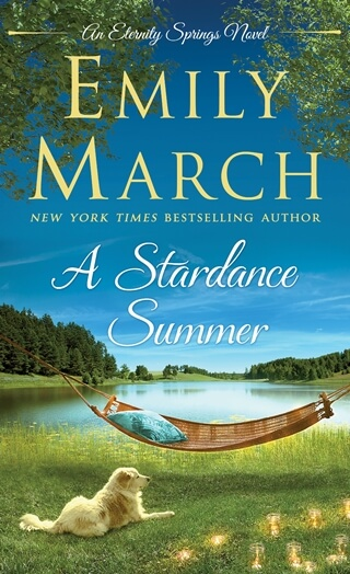 One Paperback copy of A STARDANCE SUMMER by Emily March (US Only)