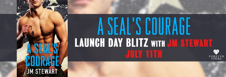 Enter to win 1 of 15 free ebook downloads of A SEAL'S COURAGE!