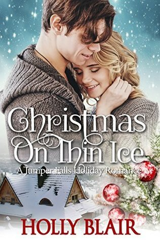 Christmas On Thin Ice by Holly Blair