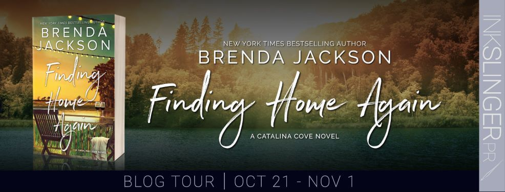 Paperback of FINDING HOME AGAIN